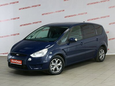 Ford S-MAX I [2006 - 2010], 2010 года, 118900 км. № 0
