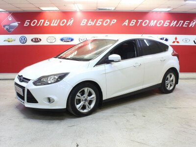 Ford Focus III [2011 - 2015], 2015 года, 64400 км. № 0