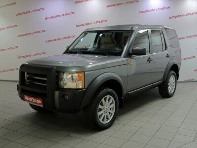 Land Rover Discovery III [2004 - 2009], 2004 года, 112557 км. № 0