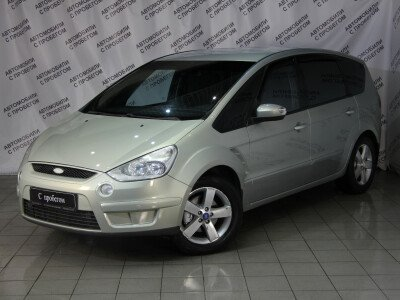 Ford S-MAX I [2006 - 2010], 2008 года, 120800 км. № 0