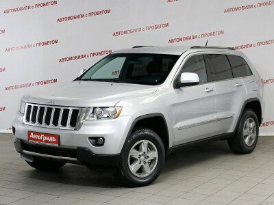 Jeep Grand Cherokee IV (WK2) [2010 - 2013], 2010 года, 113900 км. № 0