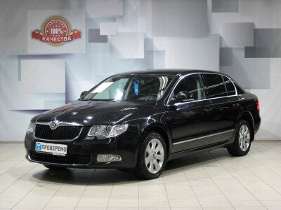 Skoda Superb II [2008 - 2013], 2011 года, 85700 км. № 0