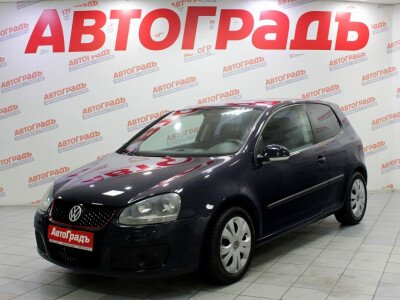 Volkswagen Golf V [2003 - 2009], 2008 года, 134600 км. № 0