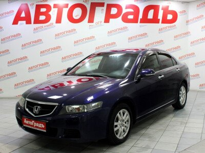 Honda Accord VII Рестайлинг [2005 - 2008], 2008 года, 135100 км. № 0