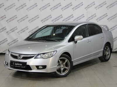 Honda Civic VIII [2005 - 2009], 2006 года, 182400 км. № 0