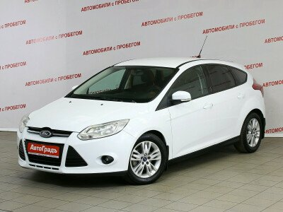 Ford Focus III [2011 - 2015], 2015 года, 56200 км. № 0