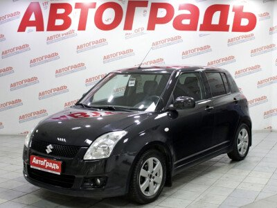 Suzuki Swift III [2004 - 2011], 2011 года, 101900 км. № 0