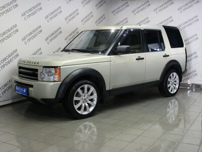 Land Rover Discovery III [2004 - 2009], 2008 года, 144200 км. № 0