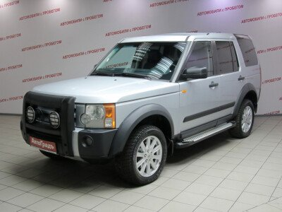 Land Rover Discovery III [2004 - 2009], 2005 года, 114000 км. № 0