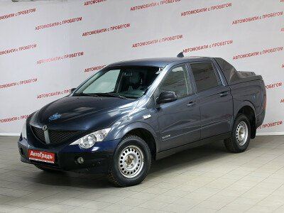 SsangYong Actyon Sports I [2006 - 2012], 2012 года, 99600 км. № 0
