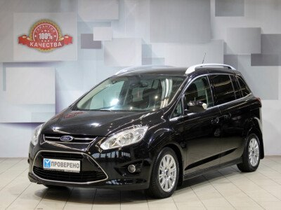 Ford C-MAX II [2010 - 2015], 2011 года, 68512 км. № 0