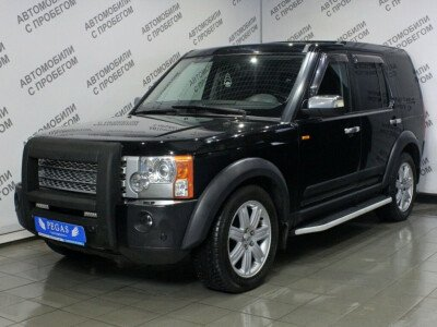 Land Rover Discovery III [2004 - 2009], 2007 года, 141500 км. № 0