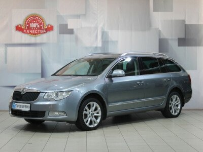 Skoda Superb II [2008 - 2013], 2012 года, 78000 км. № 0