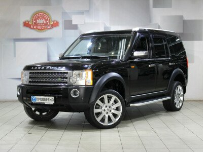 Land Rover Discovery III [2004 - 2009], 2009 года, 120558 км. № 0
