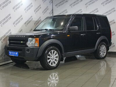 Land Rover Discovery III [2004 - 2009], 2008 года, 148200 км. № 0