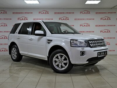 Купить Land Rover Freelander 2.2d AT (150 л.с.) 4WD 2014 года с пробегом в кредит -  за  - 887 000 руб. SPB CARRO