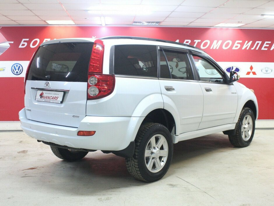 Great Wall Hover H5