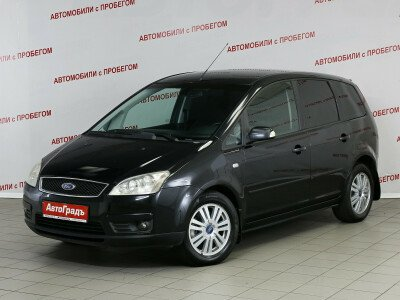 Ford C-MAX I [2003 - 2007], 2007 года, 166000 км. № 0