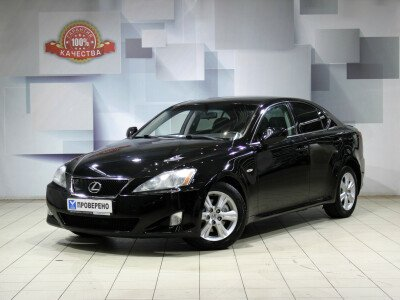 Lexus IS II Рестайлинг [2008 - 2010], 2008 года, 114000 км. № 0