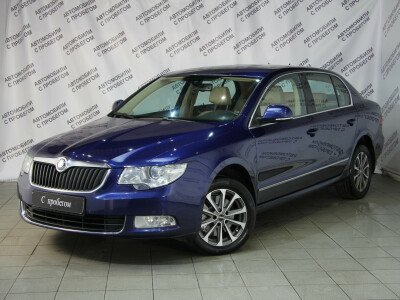 Skoda Superb II [2008 - 2013], 2010 года, 114900 км. № 0