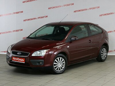 Ford Focus II [2005 - 2008], 2008 года, 144400 км. № 0