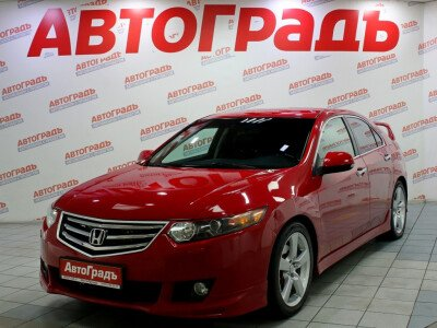 Honda Accord VIII [2007 - 2011], 2008 года, 145500 км. № 0
