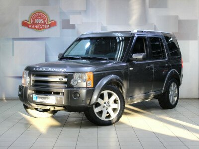 Land Rover Discovery III [2004 - 2009], 2009 года, 98000 км. № 0