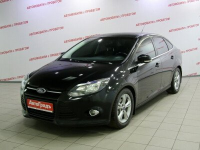 Ford Focus III [2011 - 2015], 2015 года, 57900 км. № 0