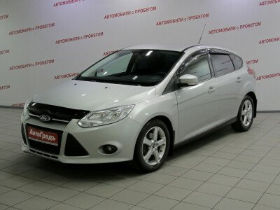 Ford Focus III [2011 - 2015], 2011 года, 100200 км. № 0