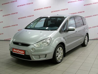 Ford S-MAX I [2006 - 2010], 2009 года, 115100 км. № 0