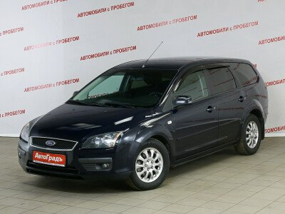 Ford Focus II [2005 - 2008], 2008 года, 130700 км. № 0