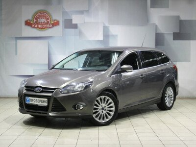 Ford Focus III [2011 - 2015], 2015 года, 45000 км. № 0