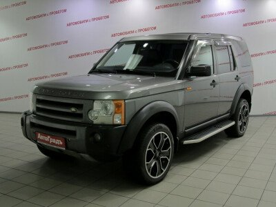 Land Rover Discovery III [2004 - 2009], 2005 года, 131059 км. № 0