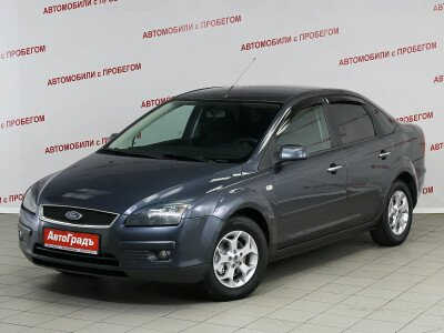 Ford Focus II [2005 - 2008], 2008 года, 135400 км. № 0