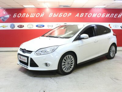 Ford Focus III [2011 - 2015], 2015 года, 47700 км. № 0