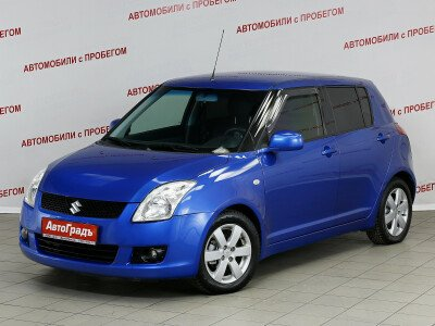Suzuki Swift III [2004 - 2011], 2010 года, 134400 км. № 0