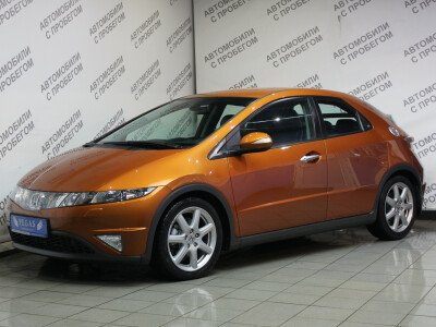 Honda Civic VIII [2005 - 2009], 2006 года, 162800 км. № 0