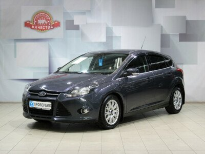 Ford Focus III [2011 - 2015], 2012 года, 79100 км. № 0