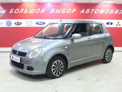 Suzuki Swift III [2004 - 2011], 2008 года, 138100 км. № 0