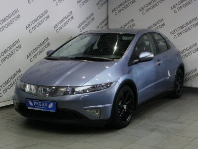 Honda Civic VIII [2005 - 2009], 2008 года, 142900 км. № 0