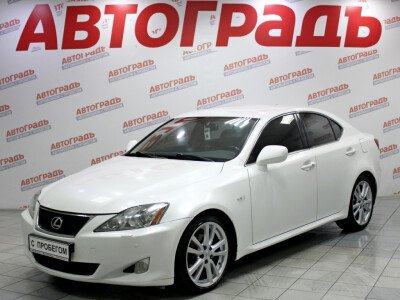 Lexus IS II [2005 - 2008], 2008 года, 141400 км. № 0