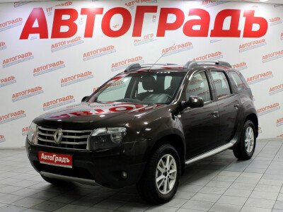 Renault Duster I [2010 - 2015], 2015 года, 59900 км. № 0