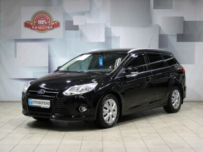 Ford Focus III [2011 - 2015], 2015 года, 62230 км. № 0