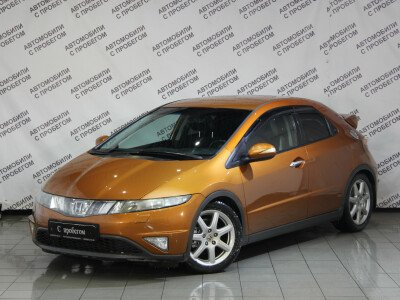 Honda Civic VIII [2005 - 2009], 2007 года, 163200 км. № 0