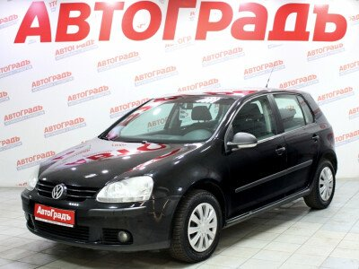 Volkswagen Golf V [2003 - 2009], 2007 года, 144700 км. № 0