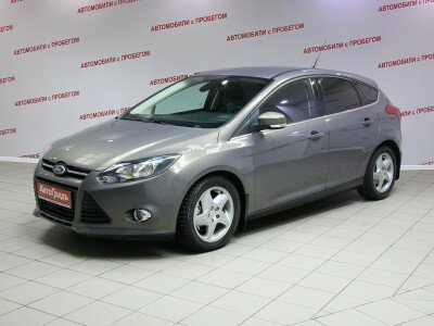 Ford Focus III [2011 - 2015], 2015 года, 54100 км. № 0