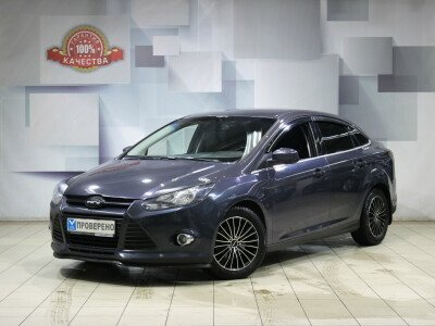 Ford Focus III [2011 - 2015], 2011 года, 98000 км. № 0