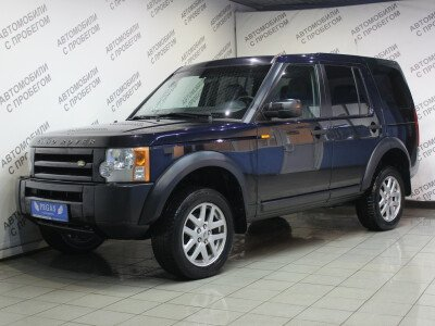 Land Rover Discovery III [2004 - 2009], 2007 года, 159000 км. № 0
