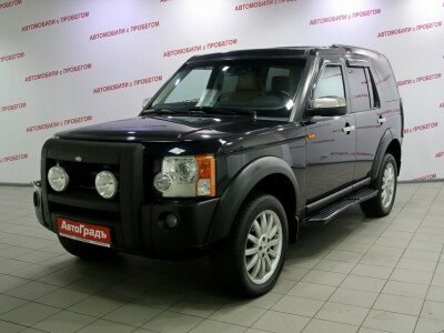 Land Rover Discovery III [2004 - 2009], 2005 года, 119433 км. № 0