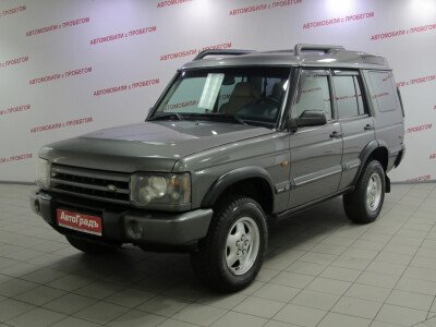 Land Rover Discovery II [1998 - 2004], 2004 года, 178301 км. № 0